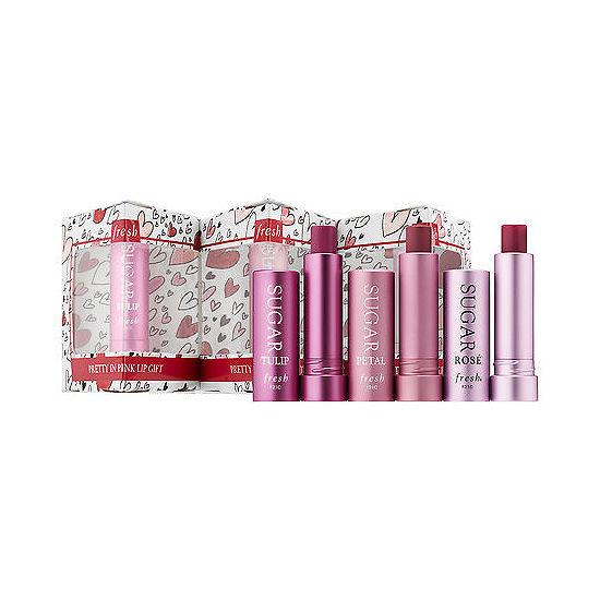 Fresh Pretty in Pink Lip Gift