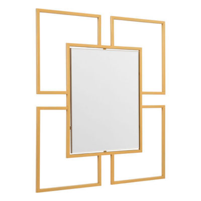 Cuatro Square Mirror