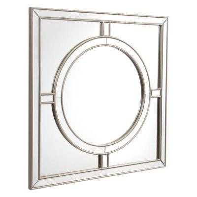 Geo Square Mirror