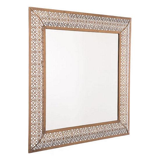 Moroccan Escamas Mirror