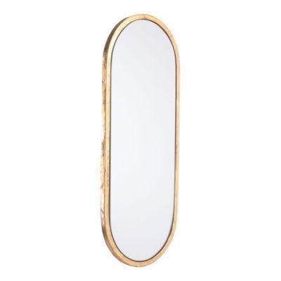 Modern Oval Mirror