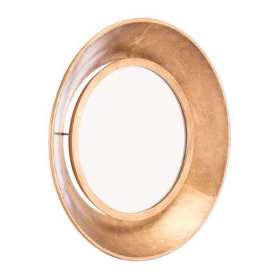 Ovali Round Mirror