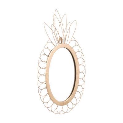 Pineapple Mirror