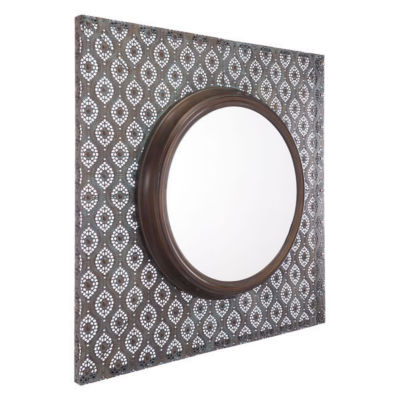 Plaque Mirror