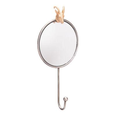 Rabbit Round Mirror