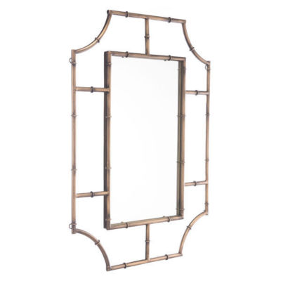 Round Corners Mirror