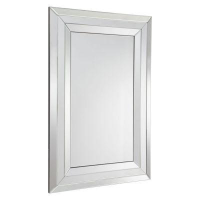 Triline Beveled Mirror