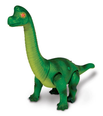 NKOK WowWorld Brachiosaurus Dinosaur Figure (Lights Up)