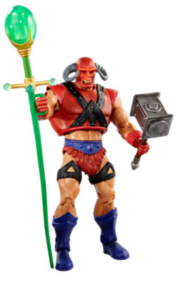 Masters of the Universe Goat Man