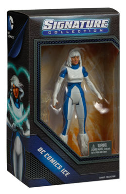 DC Comics Signature Collection Ice Figures