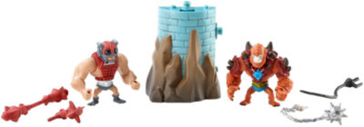Masters Of The Universe Mini Zodac & Beast Man Figures