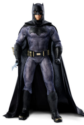 Barbie Batman v Superman Batman Doll