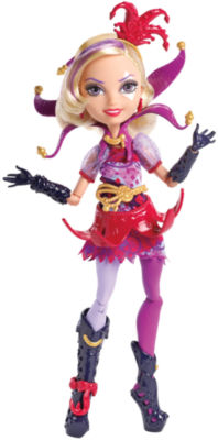 Ever After High Way Too Wonderland Courtly JesterDoll