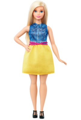 Barbie Fashionistas Doll 22 Chambray Chic