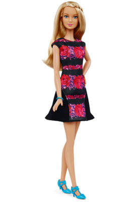 Barbie Fashionistas Doll 28 Floral Flair