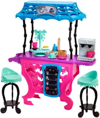 Monster High Fright Roast Coffee Playset