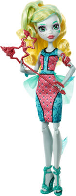 Monster High Welcome To Monster High Lagoona Blue Doll