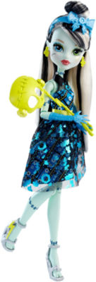 Monster High Welcome To Monster High Frankie SteinDoll