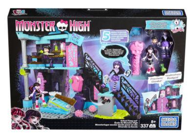 Mega Construx Monster High School Fang Out