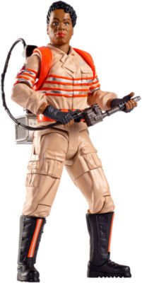 Ghostbusters Patty Tolan Figure
