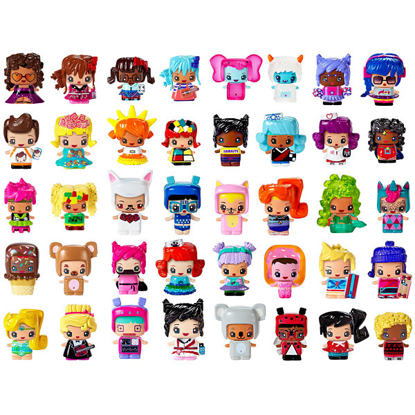 My Mini MixieQ's Starter Mystery Figure 2 Pack Assortment