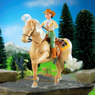 Fisher-Price Loving Family Aspen Gold Western Horse