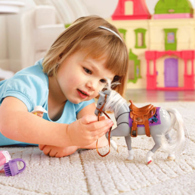 Fisher-Price Loving Family Lily Gray Western Pony