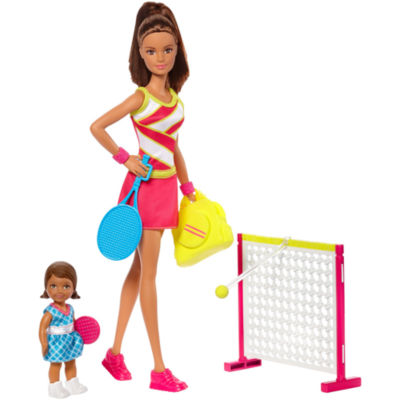 Barbie Tennis Coach