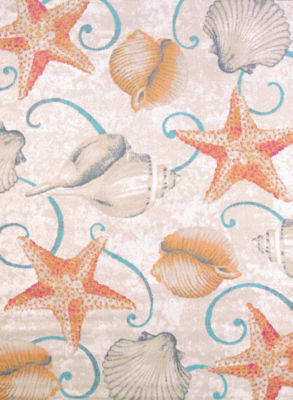 United Weavers Regional Concepts Collection StarsAnd Shells Rectangular Rug