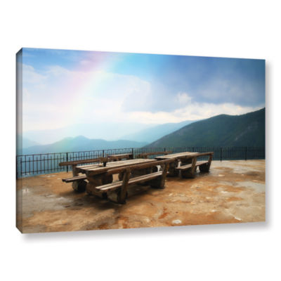 Brushstone Brushstone Morning Glory 2013 Gallery Wrapped Canvas Wall Art
