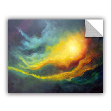 Brushstone Cosmic Light Removable Wall Decal