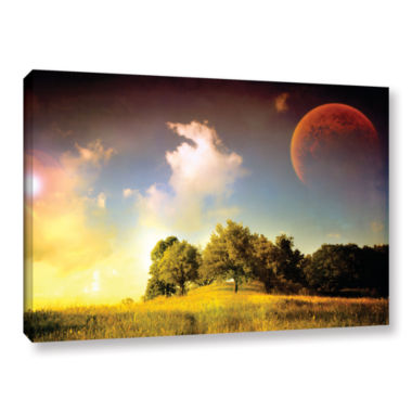 Brushstone Everlasting Season Gallery Wrapped Canvas Wall Art