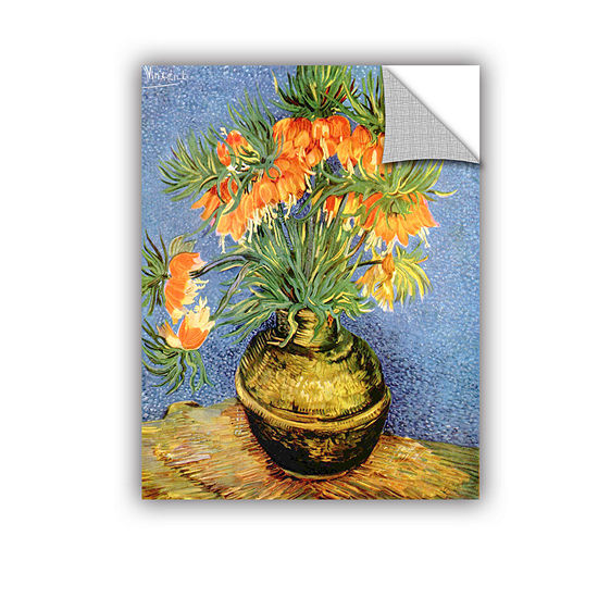 Brushtone Fritillaries Removable Wall Decal