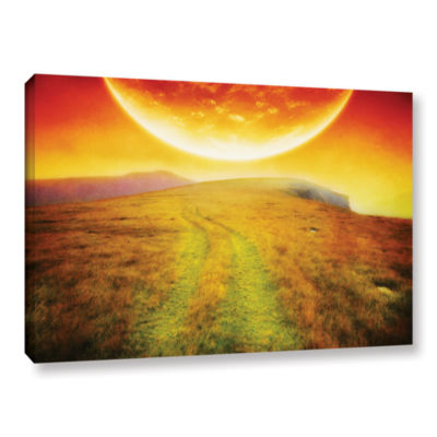 Brushstone Apocolypse Now Gallery Wrapped Canvas Wall Art