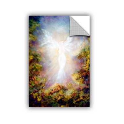 Brushstone Apparition Removable Wall Decal