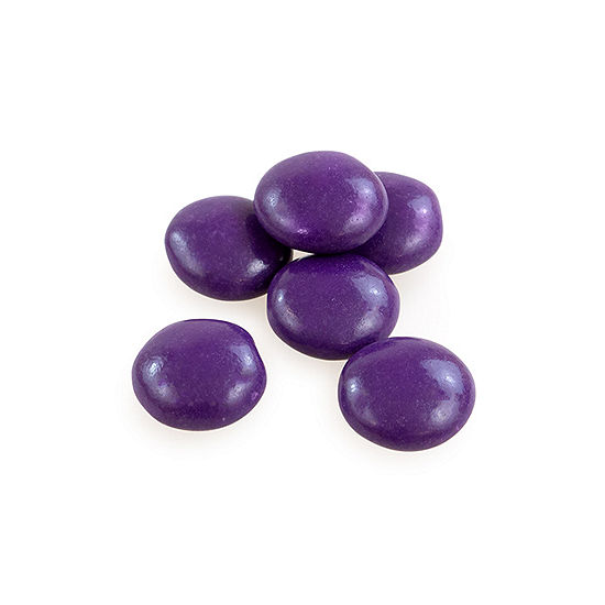 Purple Milk Chocolate Gems 5lb