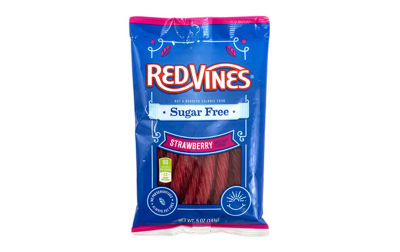 Red Vines SugarFree Strawberry 5oz 6 Count