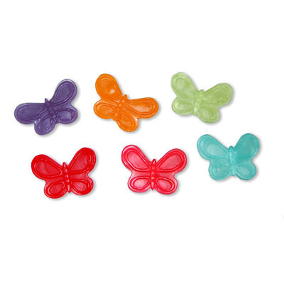 Large Gummi Butterflies 5lb