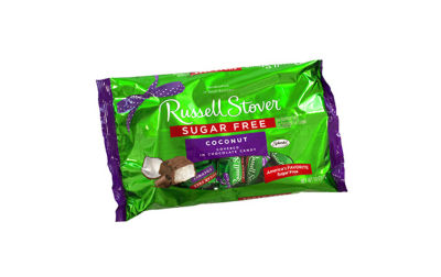 Russell Stover SugarFree Coconut Chocolates 10oz 2Pack