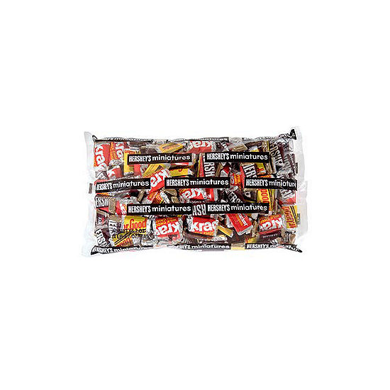 HERSHEY'S Miniatures Assortment 65.6oz
