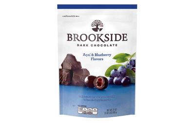 BROOKSIDE Dark Chocolate Acai and Blueberry Flavors 21oz