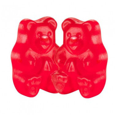 Wild Cherry Gummi Bears 5lb