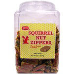 Squirrel Nut Zippers Tub 240 Count