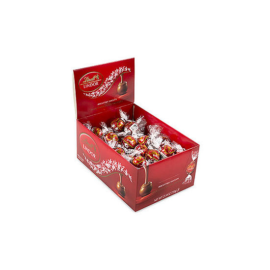 Lindt Truffles Milk Chocolate 60 Count