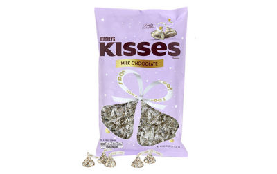 "KISSES Wedding ""I Do"" Milk Chocolates 48oz"