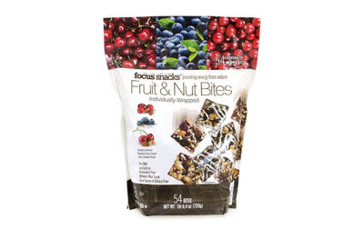 Focus Snacks Fruit & Nut Bites 54 -pc. Pouch