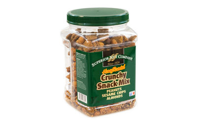 Superior Nut Honey Roasted Crunch Snack Mix 28oz