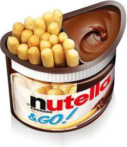 Nutella & Go Packs 1.8oz 12 Count