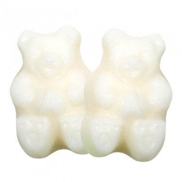 White Strawberry Banana Gummi Bears 1lb