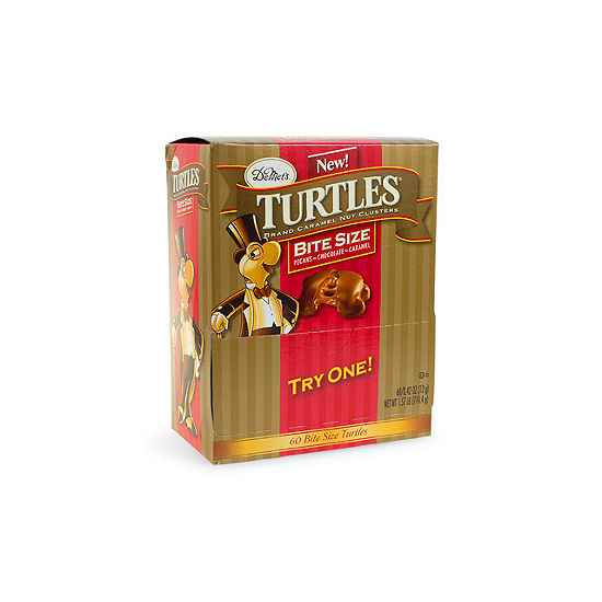 DeMet's Turtles Original Bite Size 60 Count